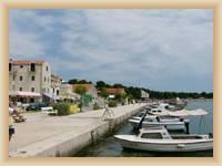 Sveti Filip i Jakov - přístaviště