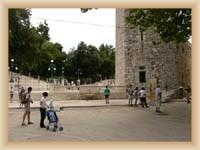 Zadar - Náměstí Petra Zoranica