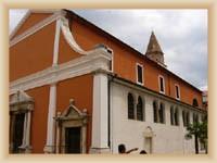 Zadar - Kostel sv. Simeona