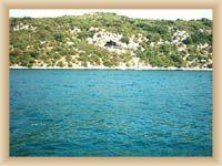 Limský záliv - odpočinkové místo (foto pan Tillinger 2003)