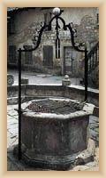 Buzet - městská studna