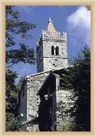 Hum - farní kostel Sv. Jeroma