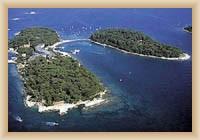 Rovinj - Červený ostrov