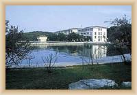 Veli Brijun - přístav s hotely