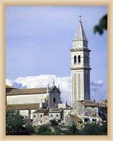 Vodnjan - kostel sv. Blažeje