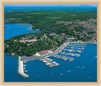 Vrsar - přístav