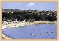 Lopar - pláž