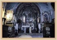 Lovran - interiér kostela sv. Jiří