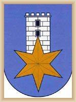 Novi Vinodolski - městský znak