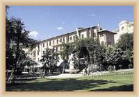 Opatija - Fontána v parku 1. května