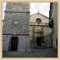 Cres - kostel sv. Marie