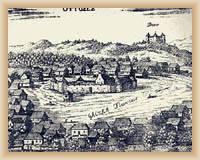 Otočac - starý pohled na město