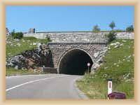 Cesta přes Velebit do Karlobagu