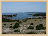 Šimuni - Ostrov Pag