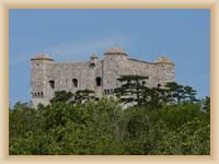 Senj - hrad