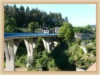 Slunj - silniční most